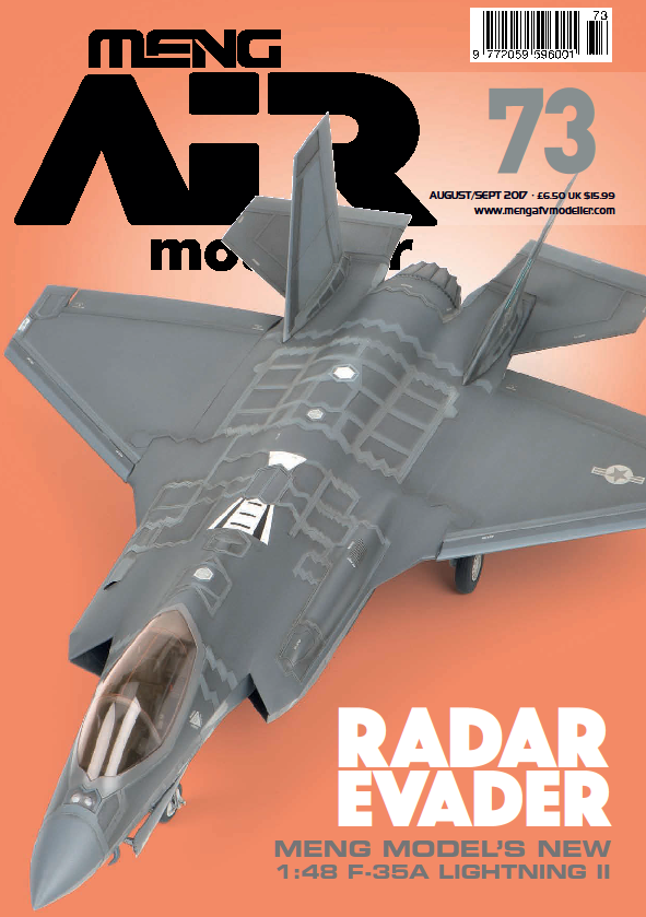 Complete build article in AIR Modeller 073 – AUGUST/SEPT 2017.