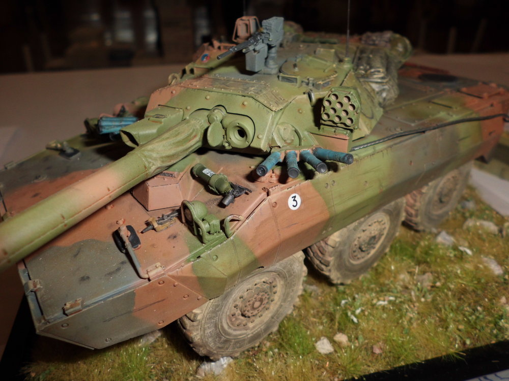 TIGER MODELS AMX-10 RC