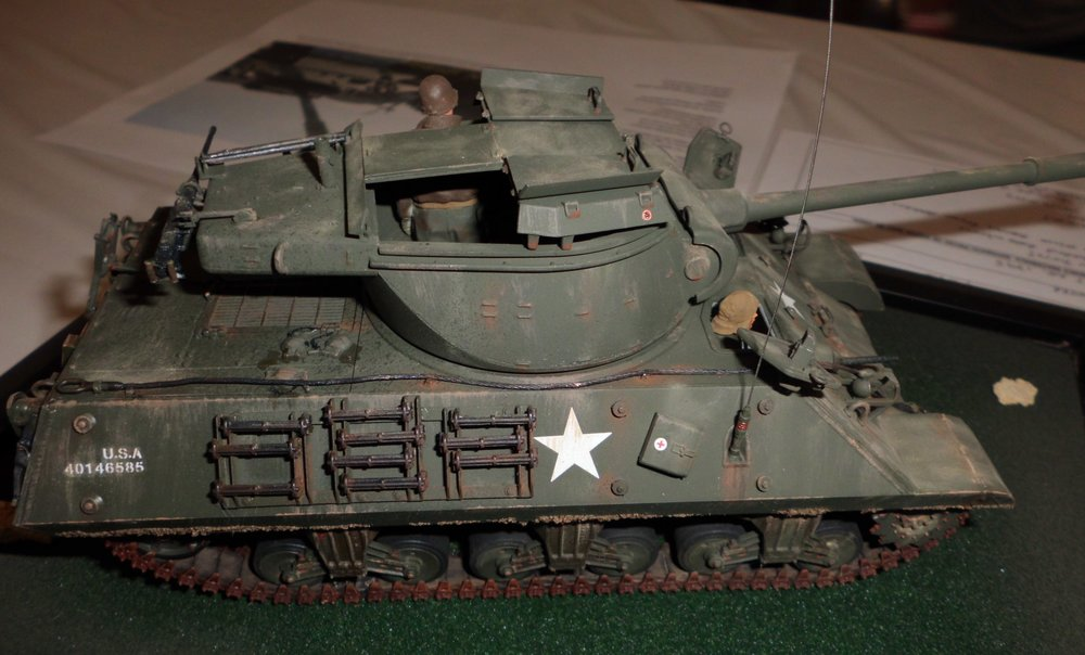 POST WAR M36