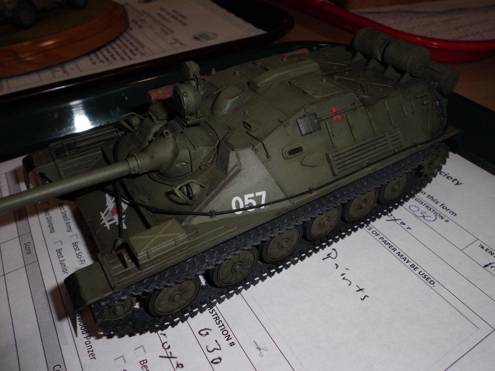 TRUMPETER ASU-57