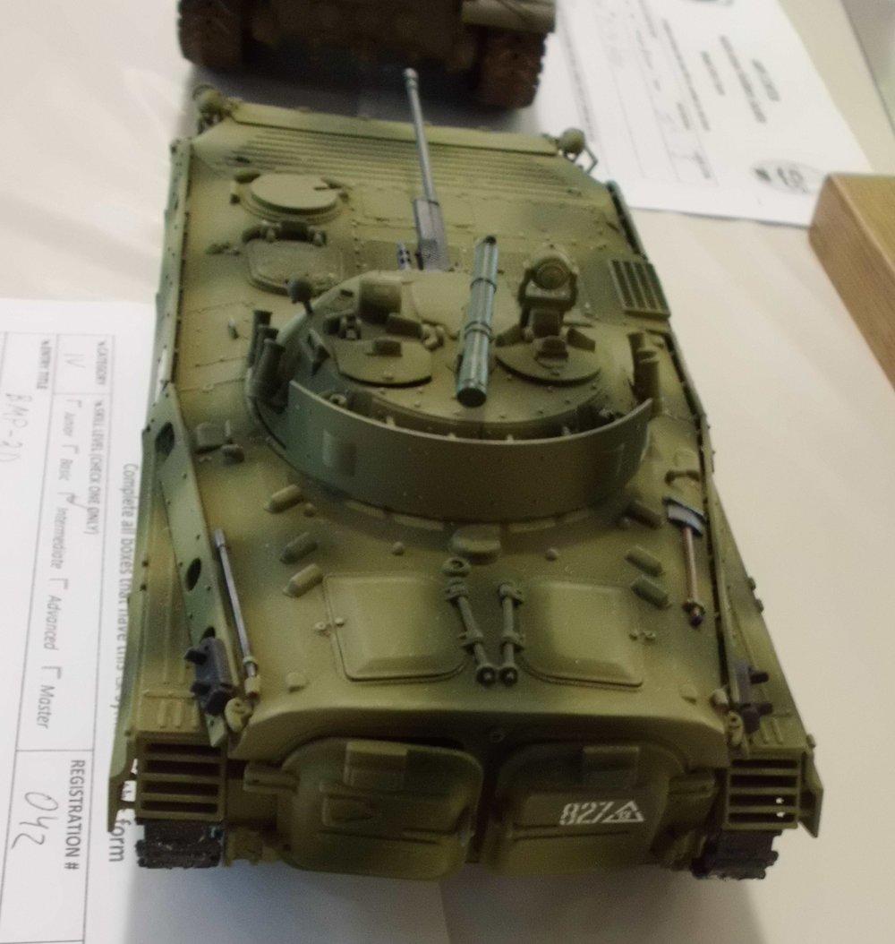 ZVEZDA BMD-2