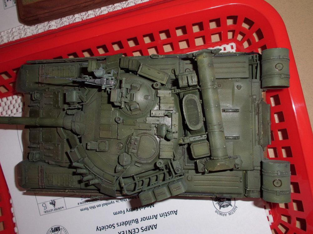 Xact Scale T-80U MBT