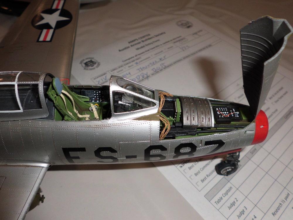 HOBBY BOSS 1/32 F84 THUNDERJET