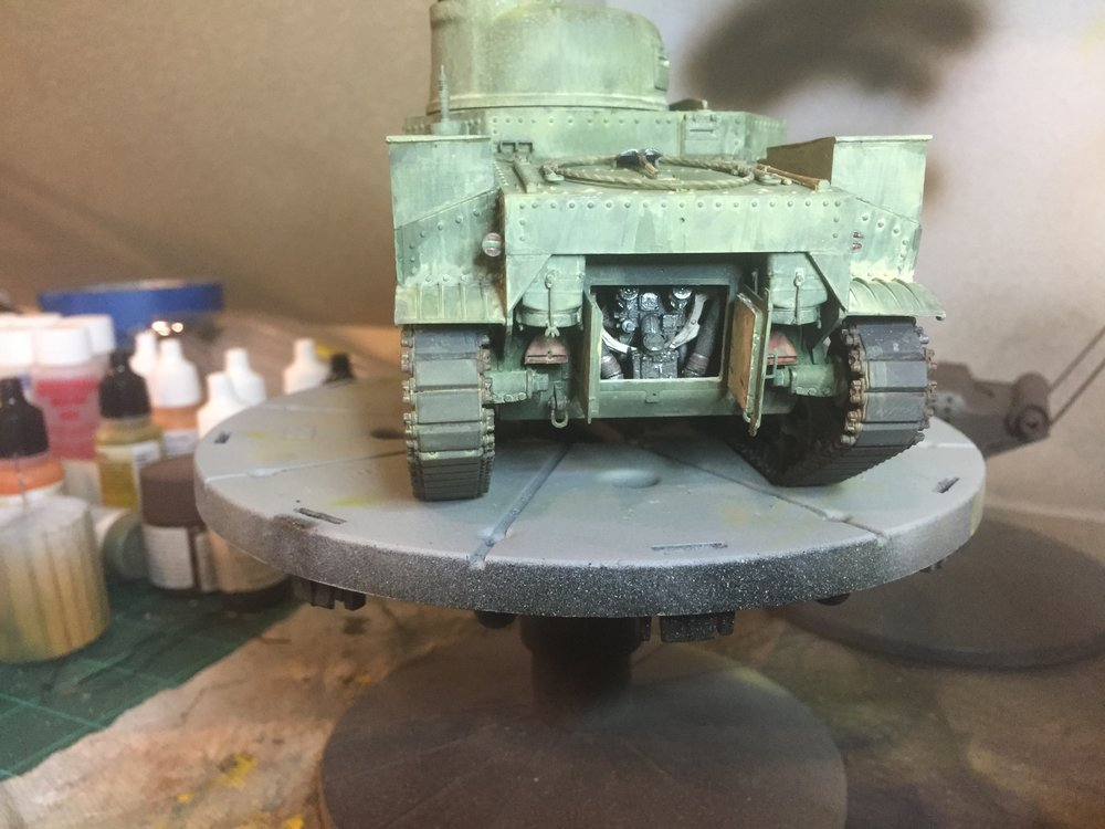 Weathering. Pic #2.