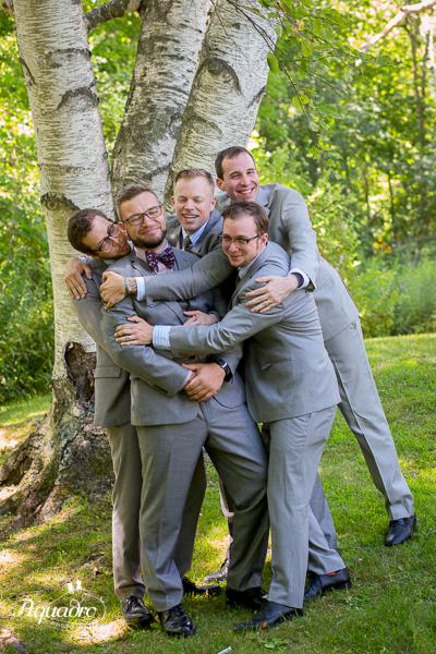 groomsmen-congratulating-groom
