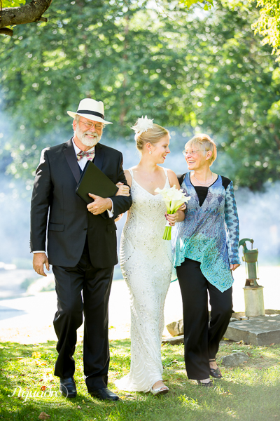 bride-and-bride's-parents