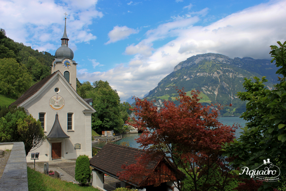 Bauen Church in Switzerland