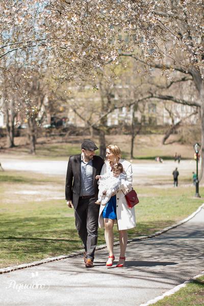 Spring Family Walk