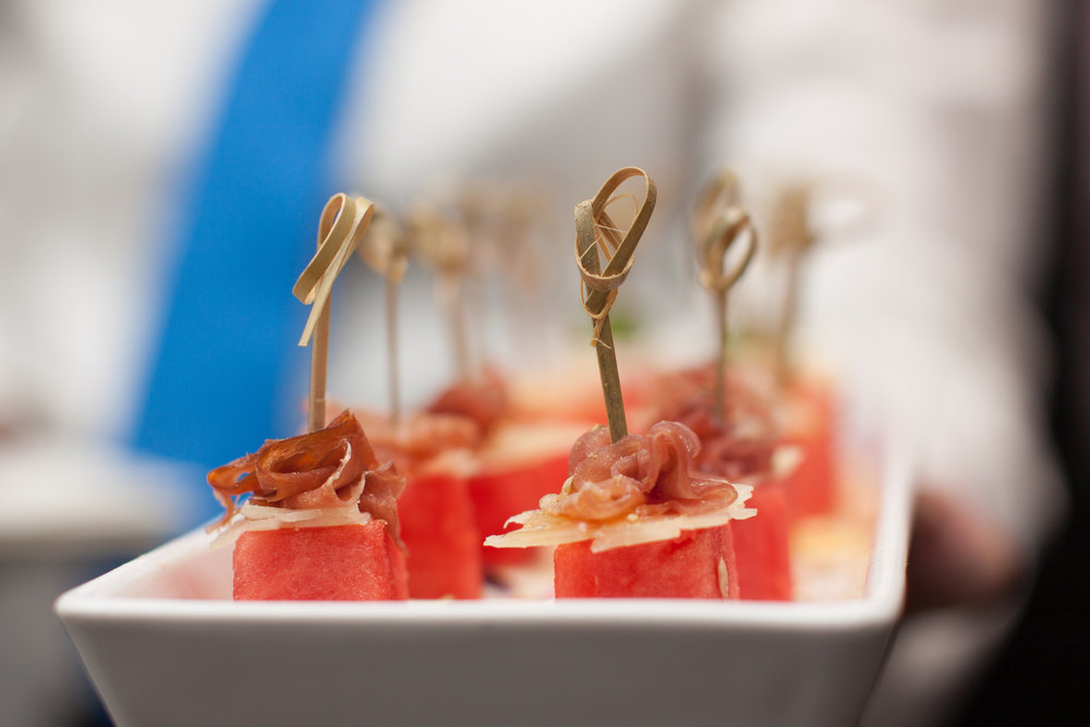 Forklift Catering Event Photography