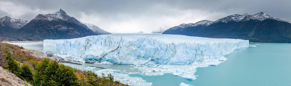 Perito Moreno in Lago Argentina