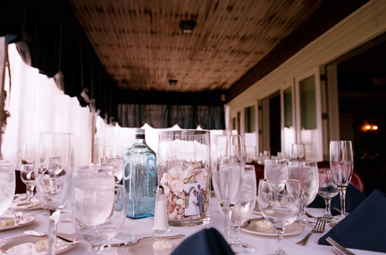 Wedding Centerpieces with glass vases and shells.jpg