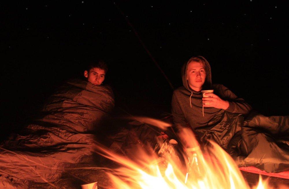 camping on storm king.jpg