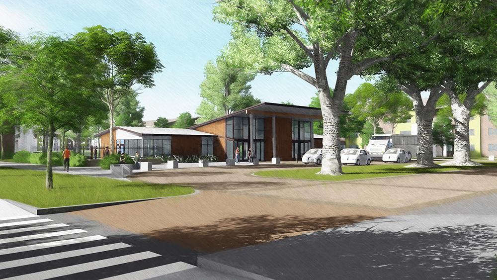 Orchard Park Community Building