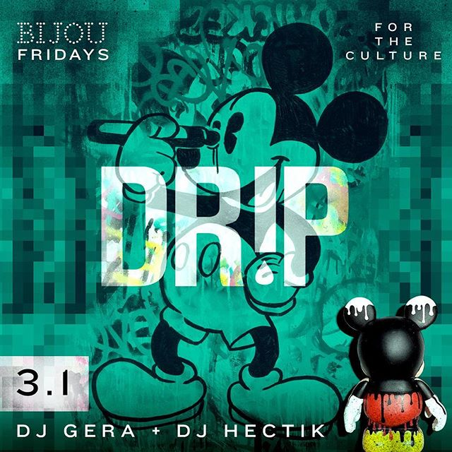 RSVP now! Girls free before 11:30 @bijouboston on a Friday  @djhectik & @djgera spinning that 🔥🔥🔥🔥🔥🔥 Contact @mauricio771 📲 978-602-5044 for lists/tables/bdays