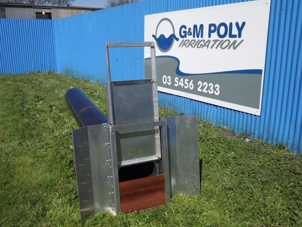 G&M Poly Rice Doors