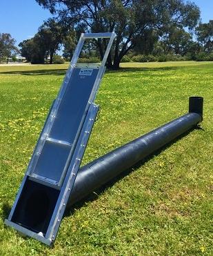 A6 Angled Slide