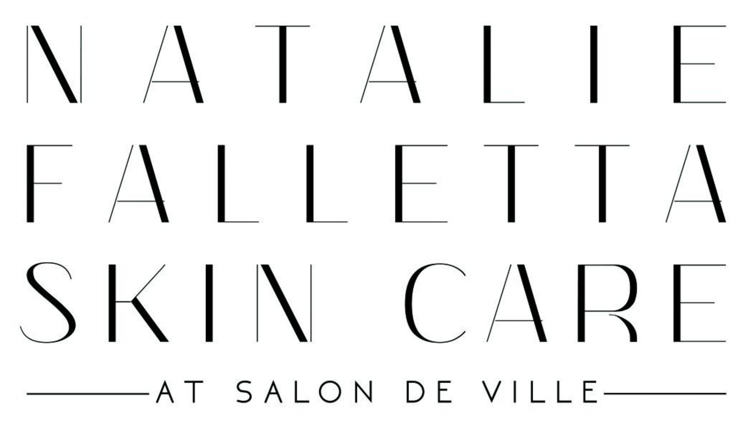 Natalie Falletta Skin Care
