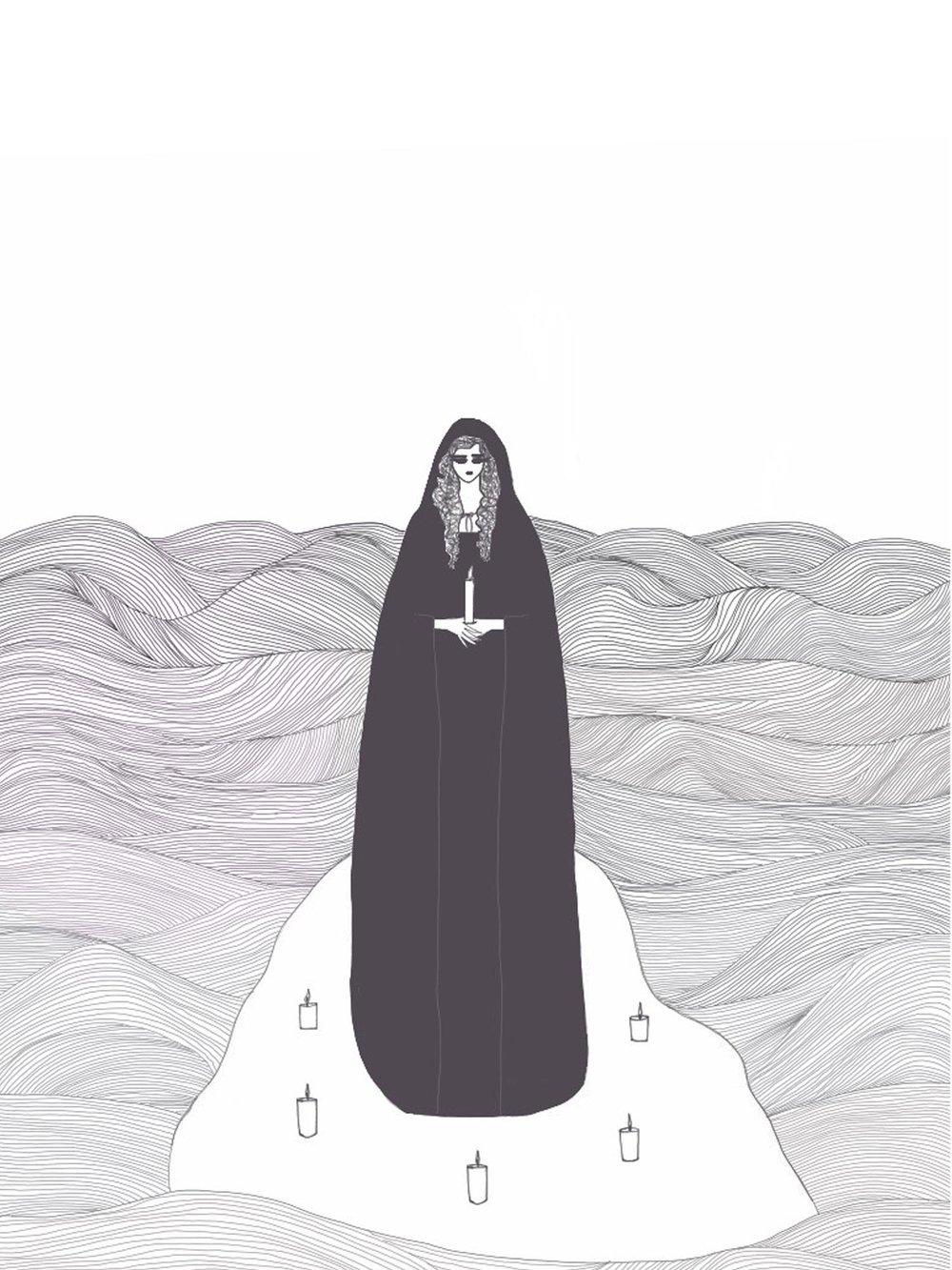 the-hermit-tarot