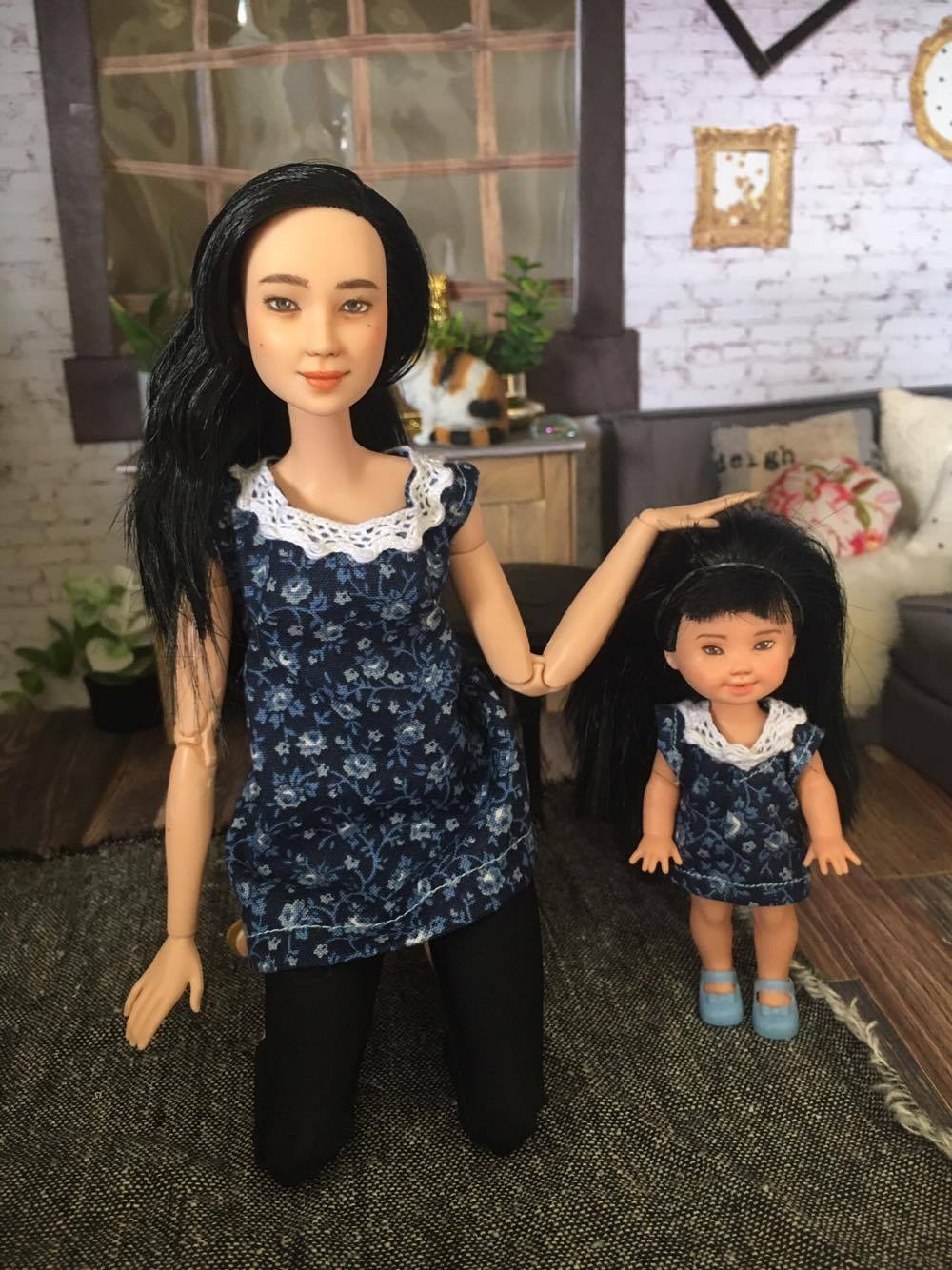 All the Little Dolls