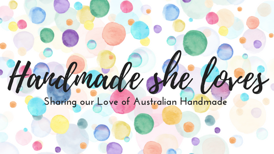 Australian Handmade She Loves Blog