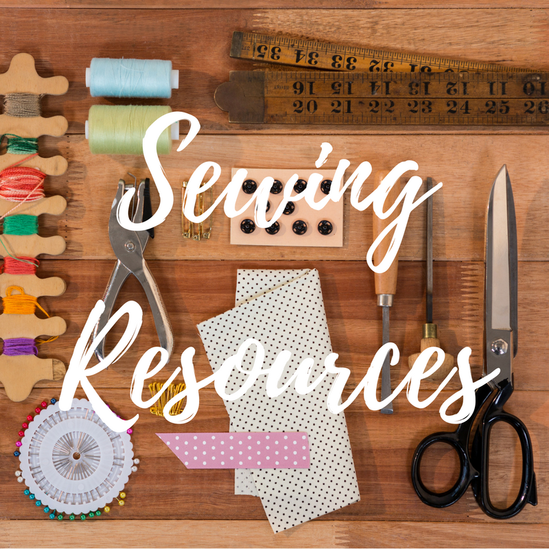 Sewing Resources Love Australian Handmade