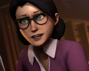 Miss Pauling / Team Fortress 2