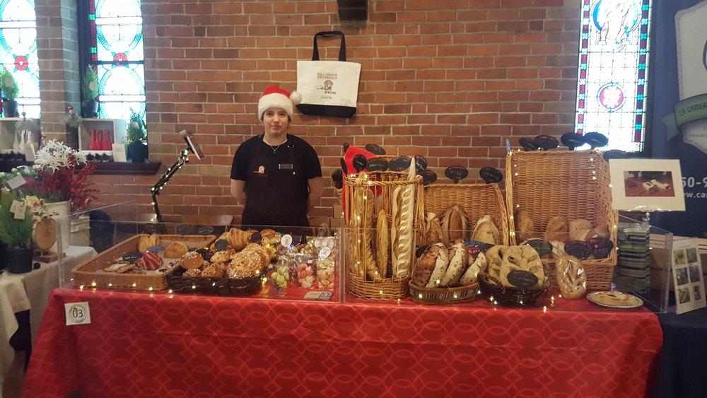 Boulangerie artisanale La Mie Bretonne