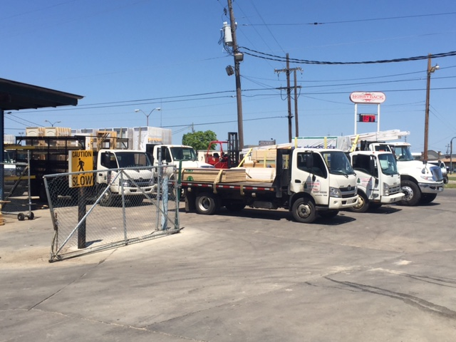 We have the most knowledgeable and qualified sales staff along with the largest truck fleet in NELA.