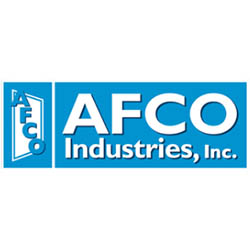 Afco Industries    AFCO is a vertically integrated producer of aluminum, plastic, and fiberglass products.
