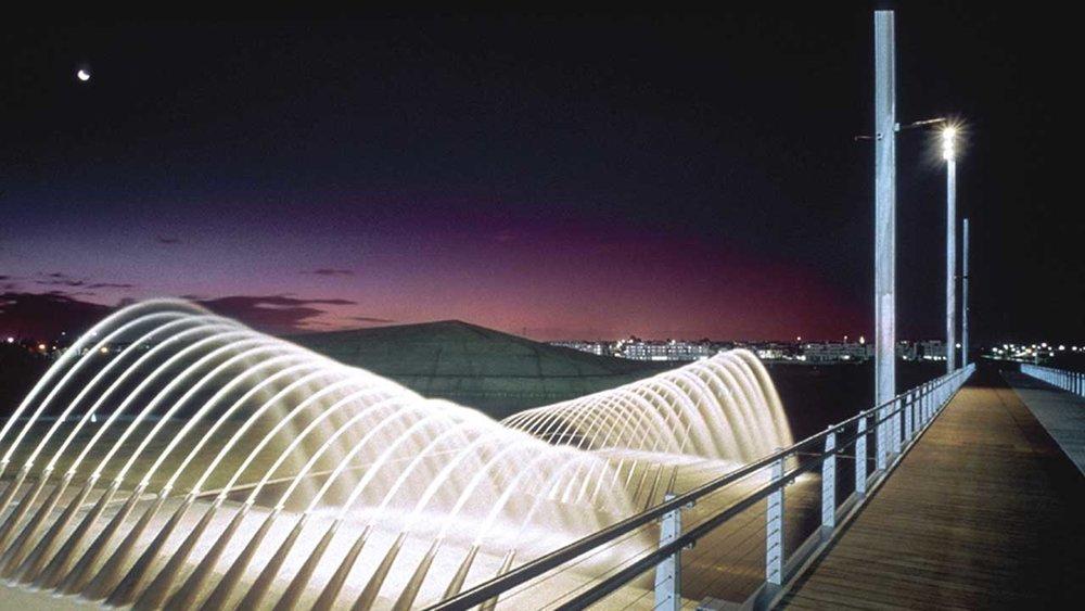 2000 Sydney Olympics, Homebush Bay by Hargreaves Associates.  Image  © Hargreaves Associates