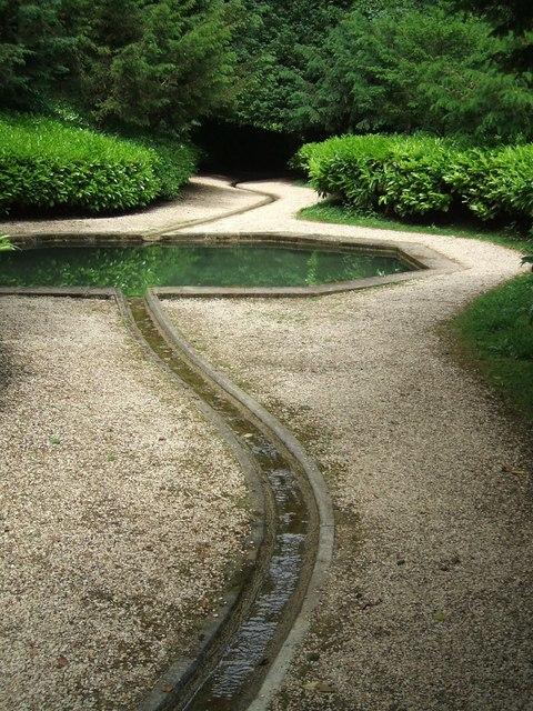 Rousham Gardens, Kent. Photographer:  Robin Stott