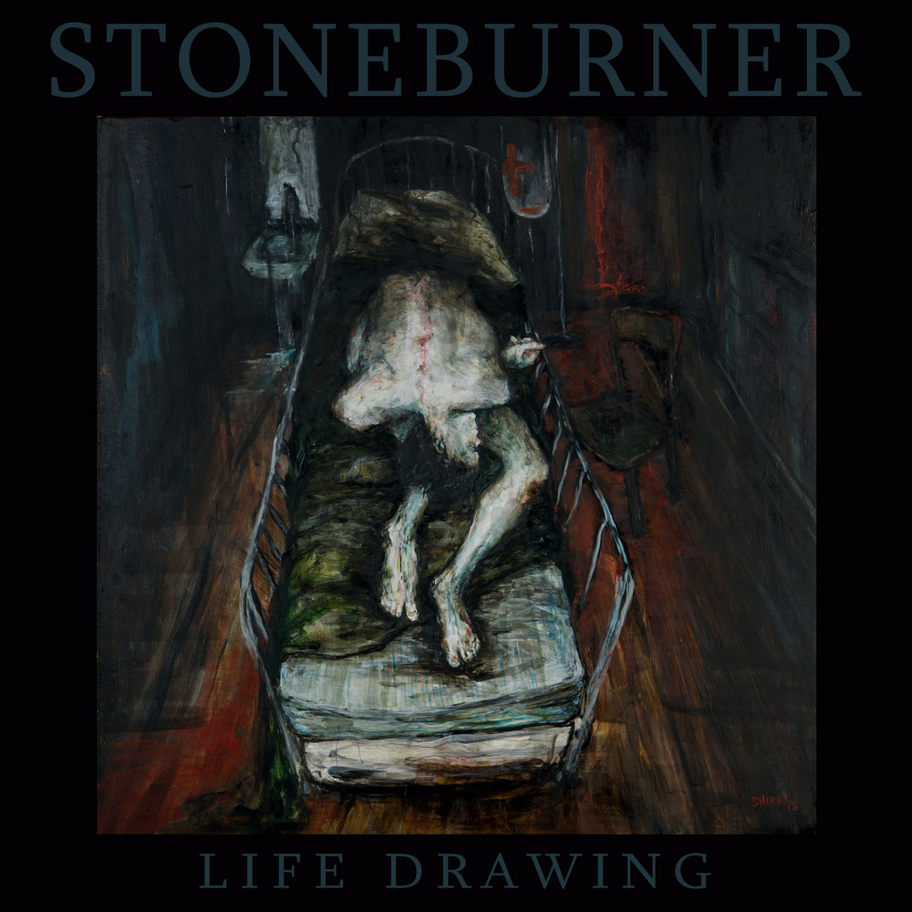 STONEBURNERLIFE DRAWING - 2014, NR088