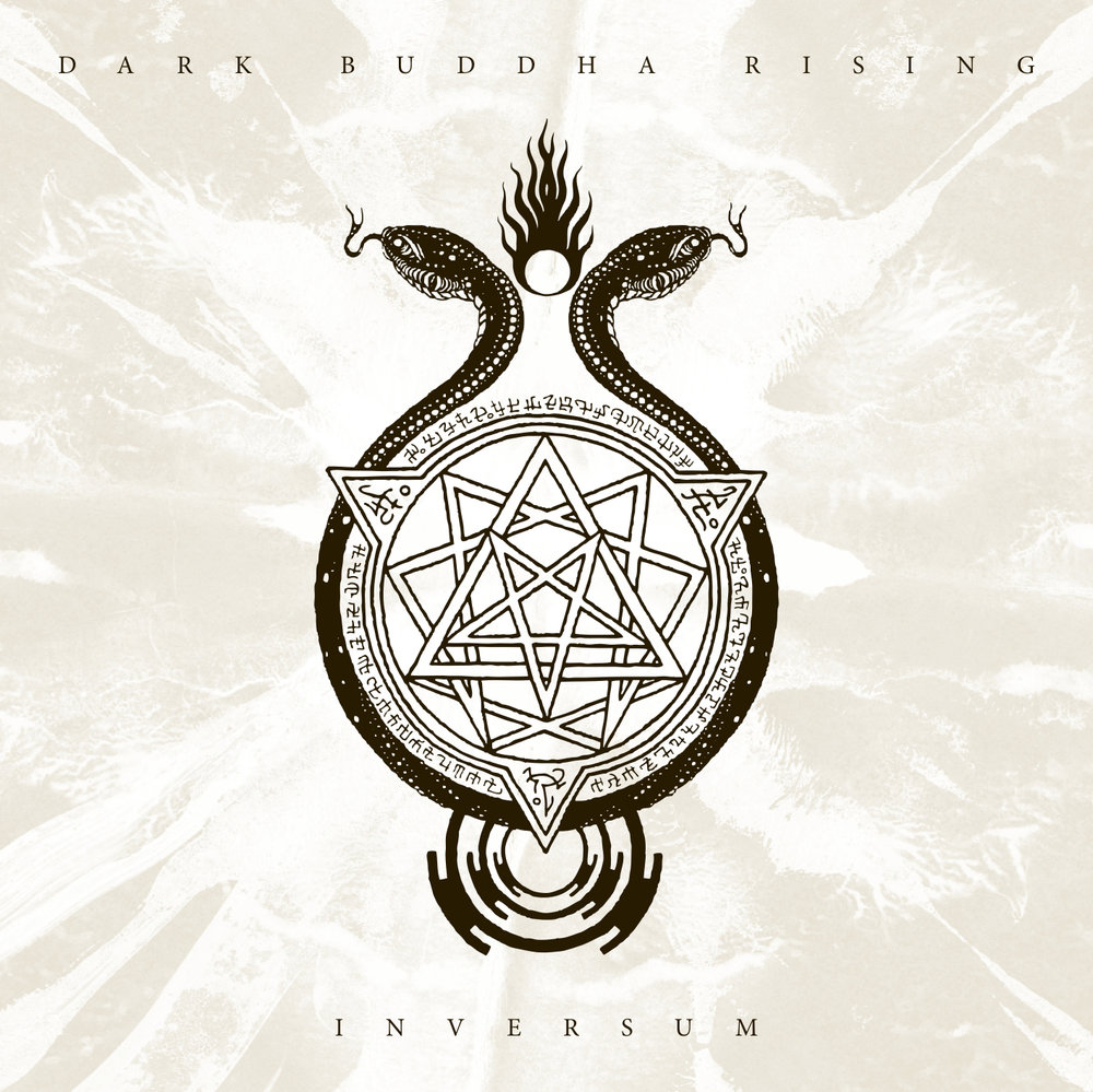 Dark Buddha Rising -  Inversum  (CD)