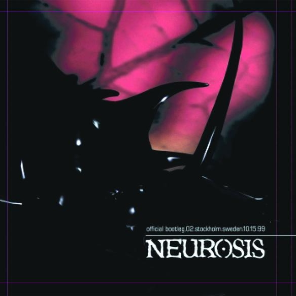 NEUROSISLive in Stockholm - NR027 / released: 2003