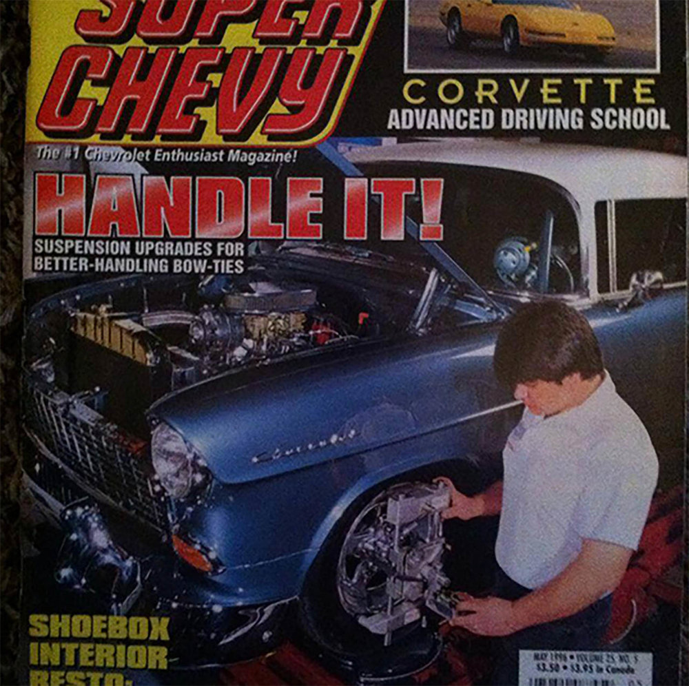 SUPER CHEVY  | May 1996