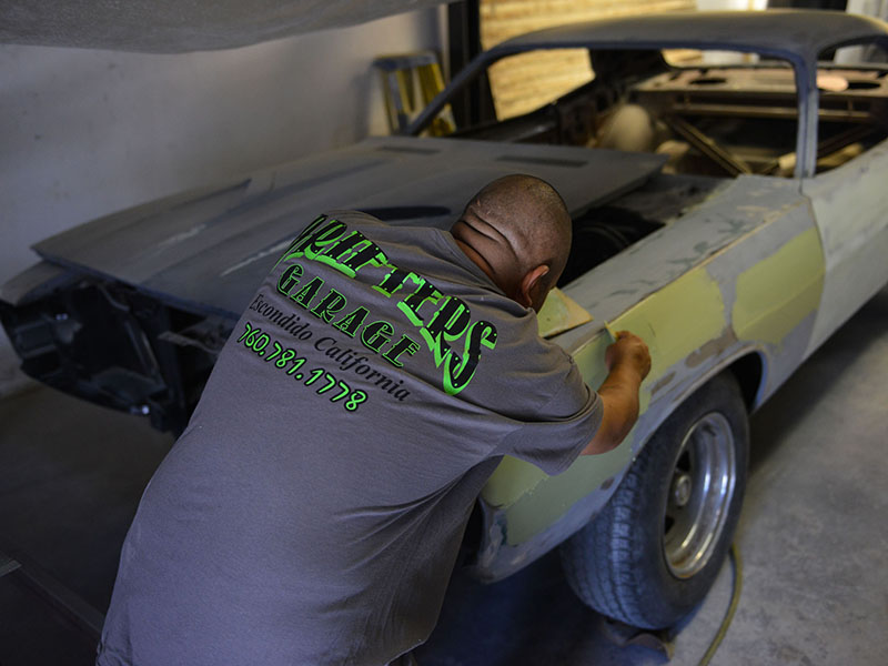 Drifters Garage - Body Work & Repair