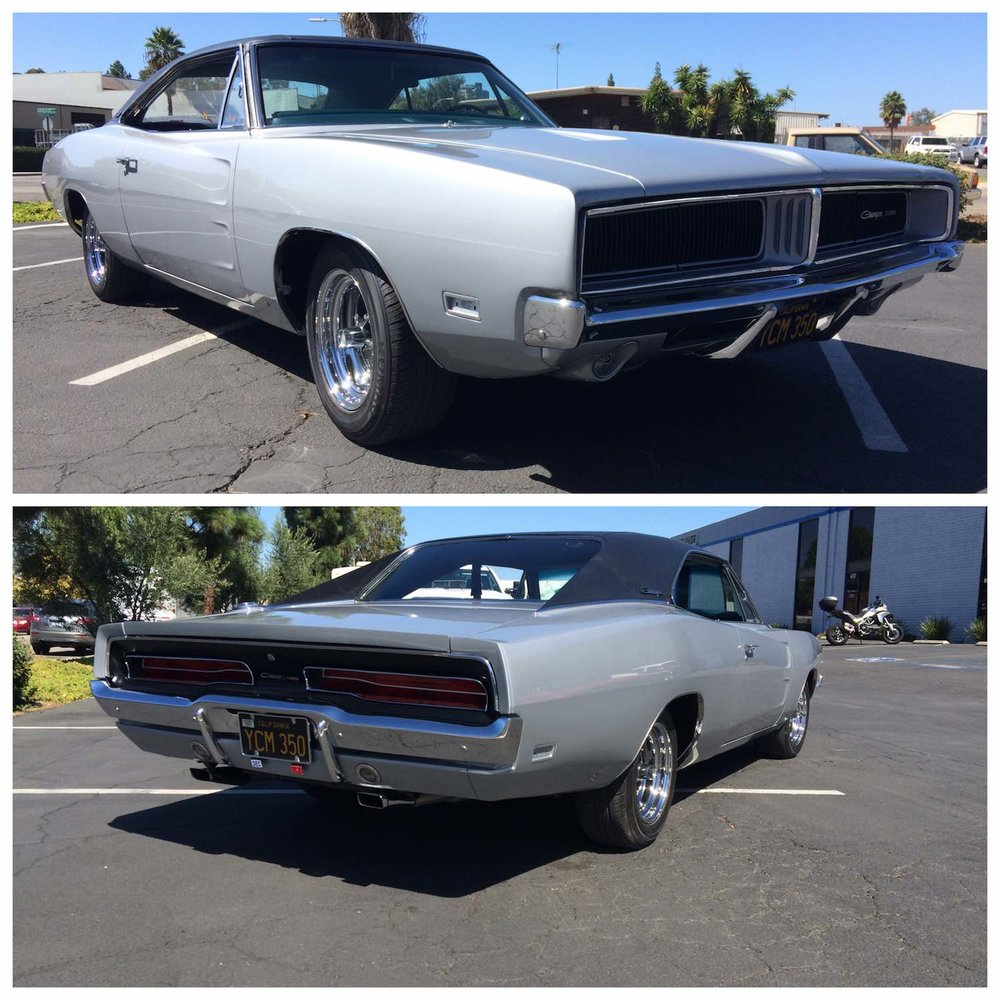 1970 Dodge Charger R/T - 4 Speed Manual