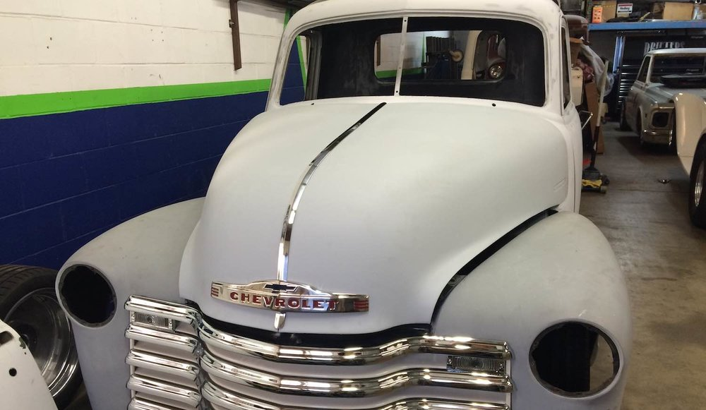 1952 Chevy 3100 Pickup
