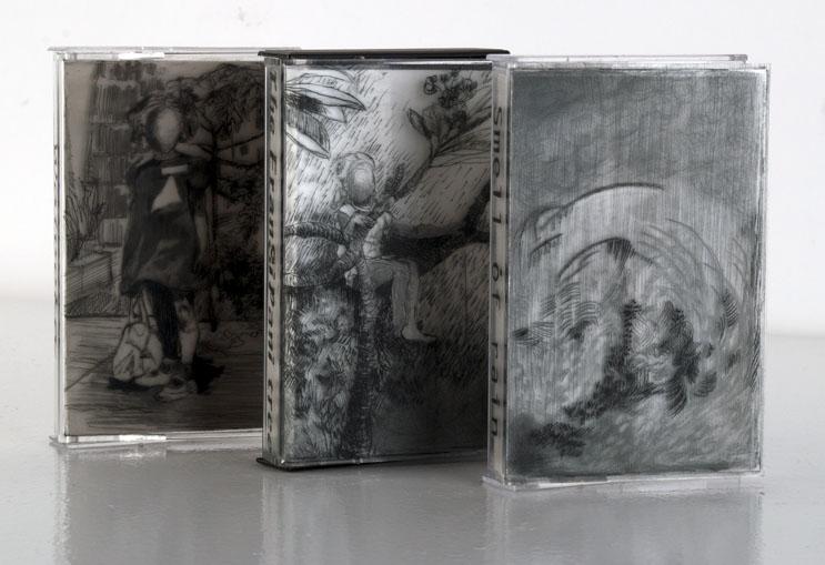 Cassette Books, 2016