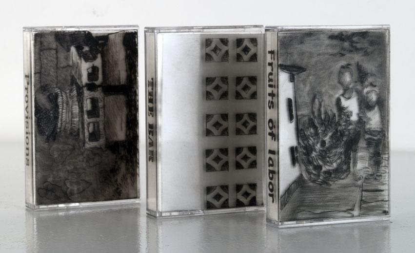 Cassette Books  , 2016
