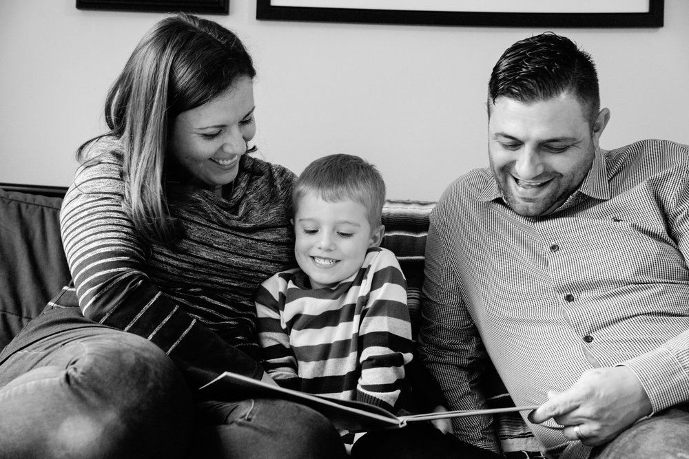 this is us: almeida family | read + explore