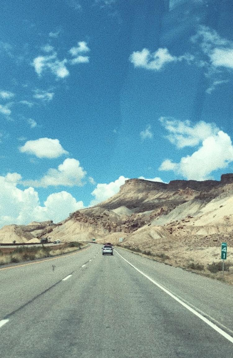 Colorado to Utah