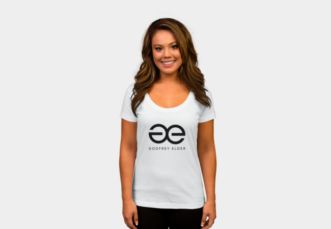 Women's White T-Shirt - $16.50