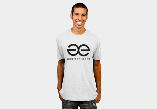 Men's White T-Shirt - $16.50