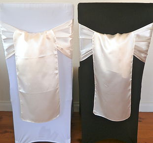 Chair Cover Hire Ivory Satin Sash.jpg