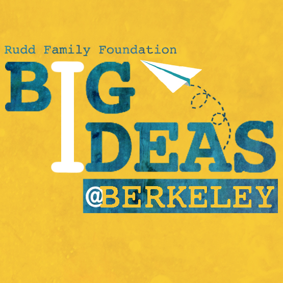 "Big Ideas @ UC Berkeley   Big Ideas is an annual contest aimed at providing funding, support, and encouragement to interdisciplinary teams of students who have ""big ideas."" Since its founding in 2006, Big Ideas has inspired innovative and high-impact student-led projects aimed at solving problems that matter to this generation. By encouraging novel proposals and then supporting concrete next steps, Big Ideas is helping contest winners make an impact all over the world.  Read more about Big Ideas  here."