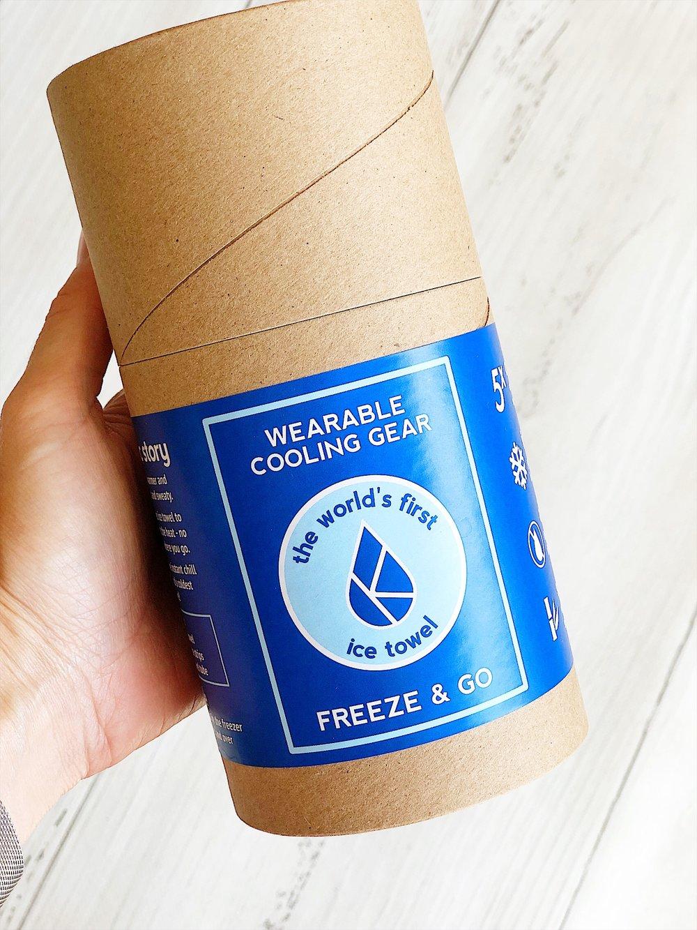 Koldtec packaging