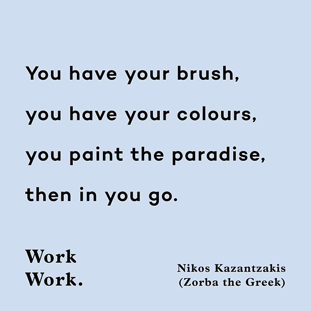 We love calling Mullumbimby our home and this quote pretty much sums it all up for us ☺✌🏽🇬🇷 here's to making the life you always dreamed of! #coworking #freelance #digitalnomad #mullumbimby #zorba #zorbathegreek #wisdom #paradise