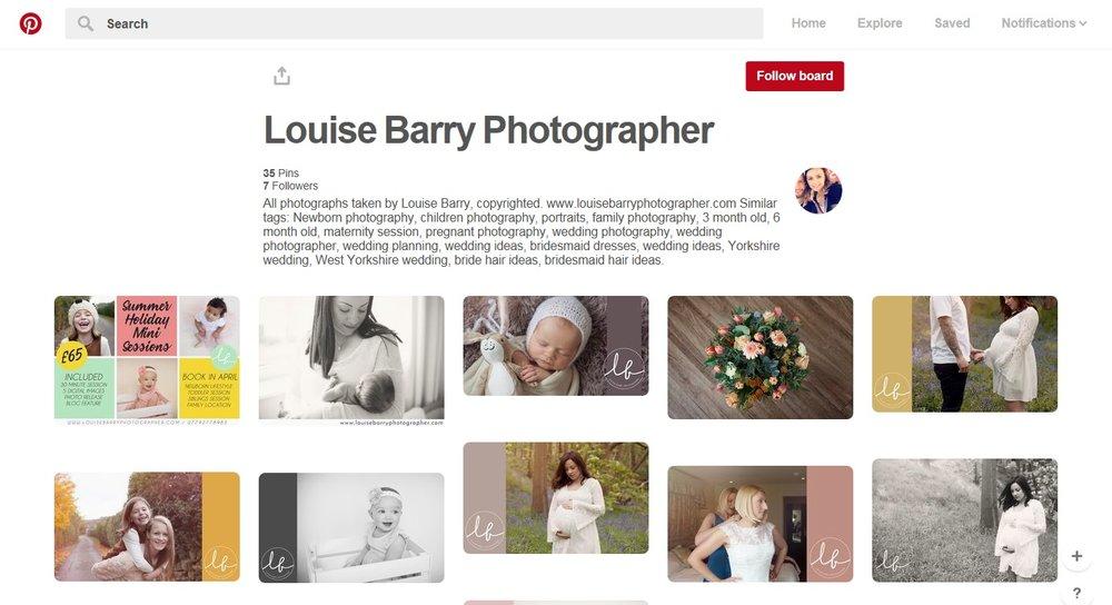 Louise Barry Photographer Pinterest Instagram Facebook Yorkshire Wedding Photographer