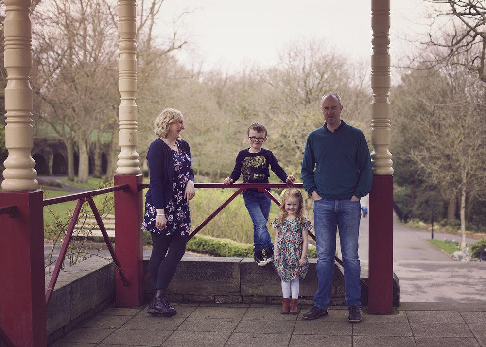 Huddersfield family location photography